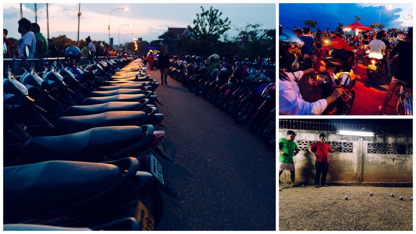 Vientiane stolica Laosu