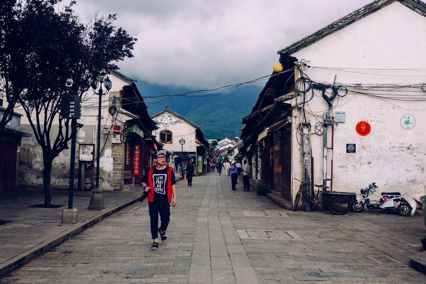 Stare miasto wDali