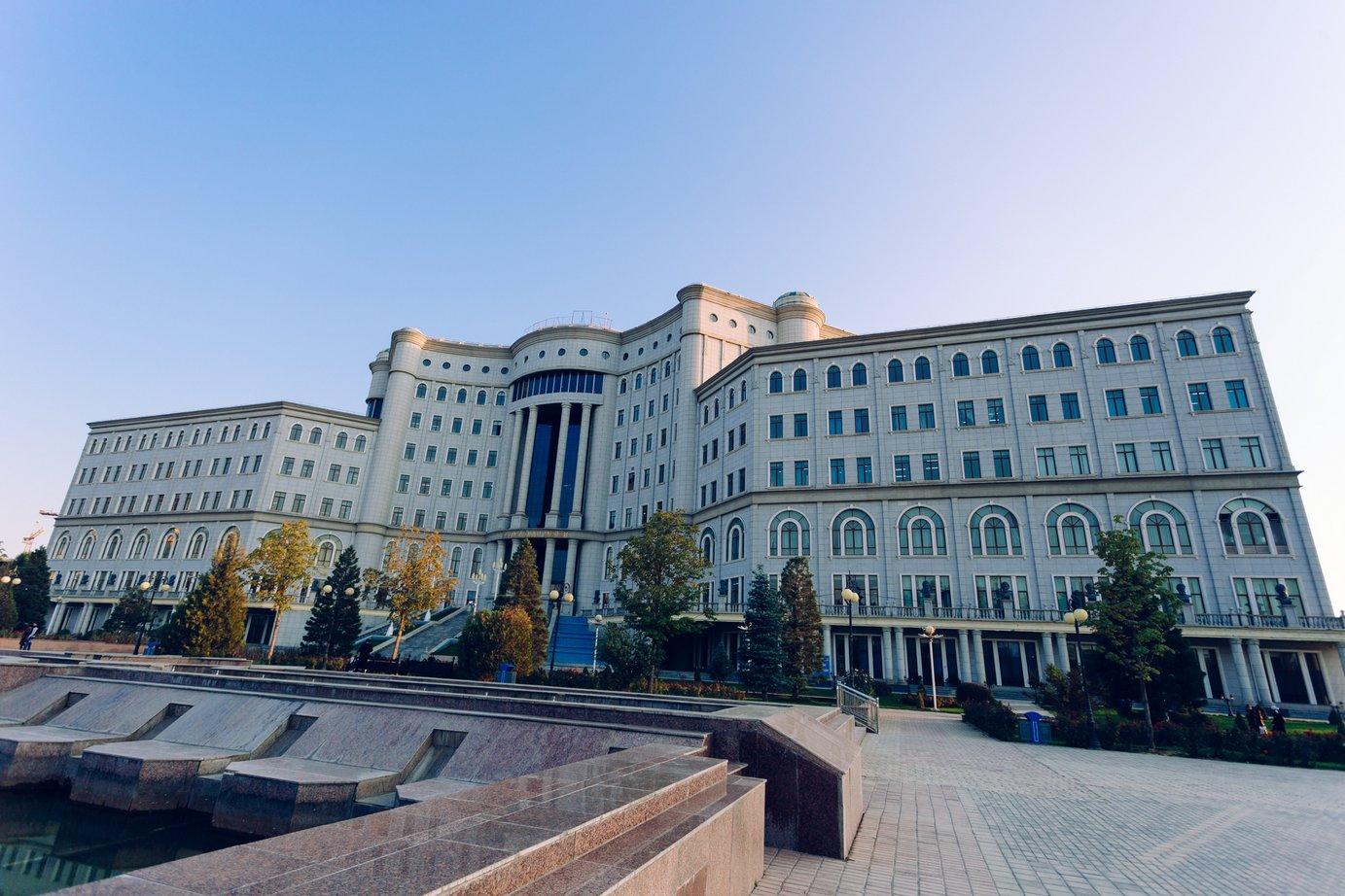 National Library Tajikistan