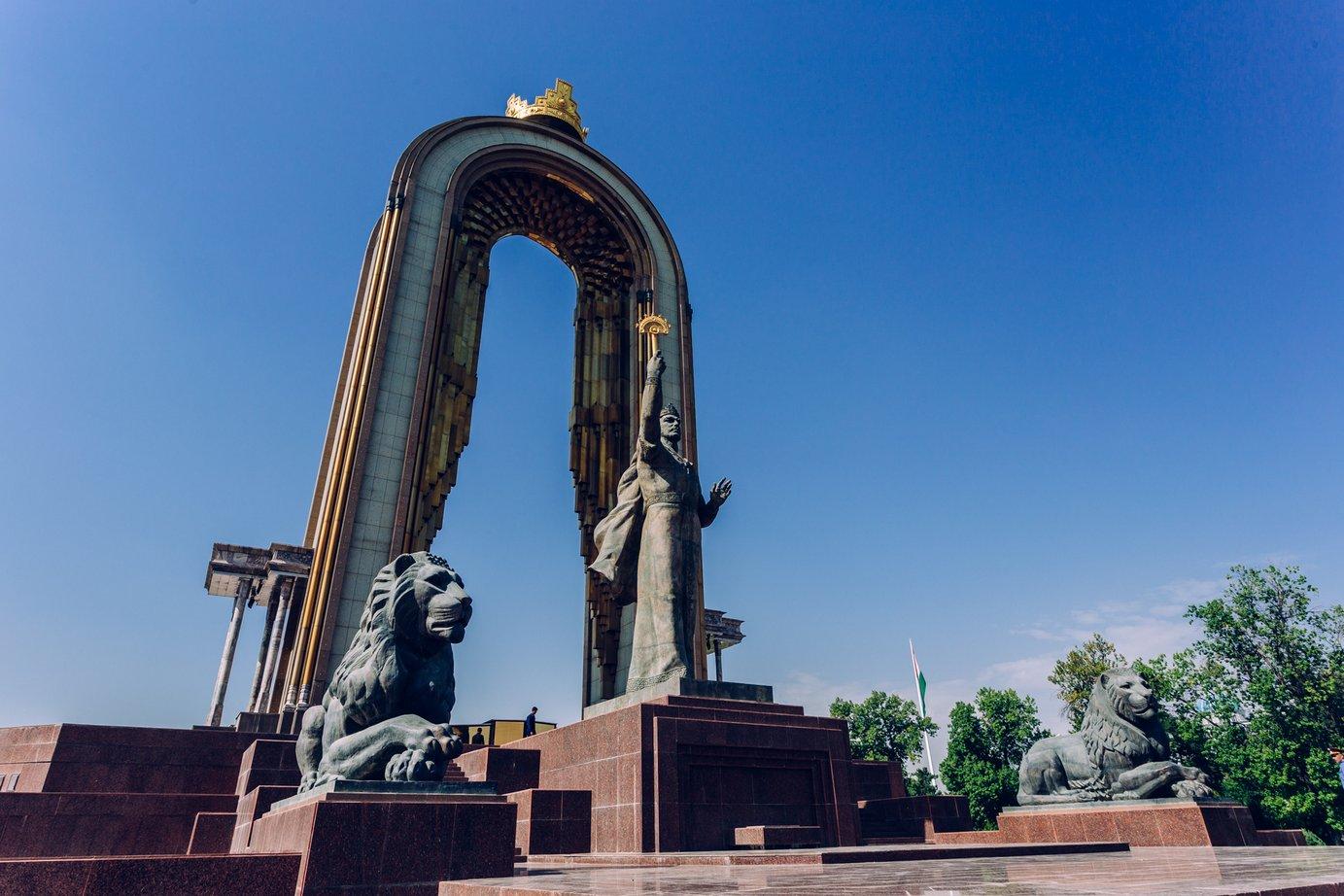 Dushanbe – przewodnik popięknym fajansie