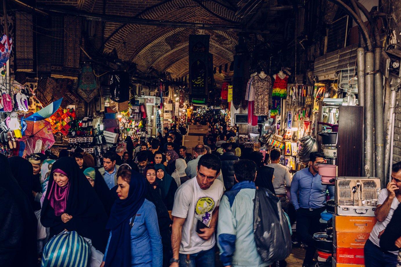 Salam Teheran!