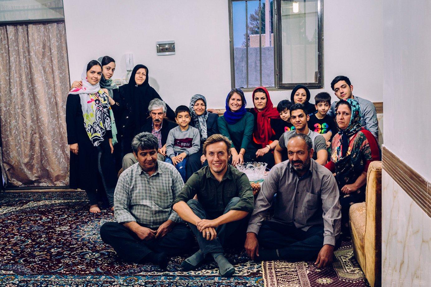 Irańczycy – spojrzenie zbliska