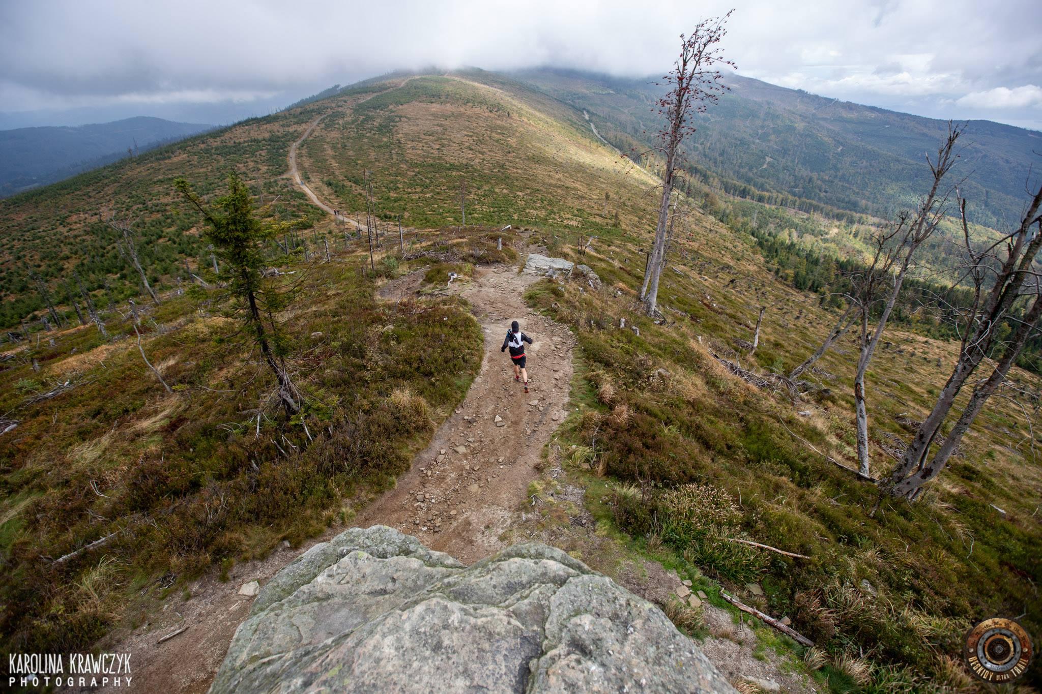 Dalej niż maraton, czyli inny wymiar przygody – obiegach ultra przezpryzmat 13 godzin natrasie Beskidy Ultra Trail